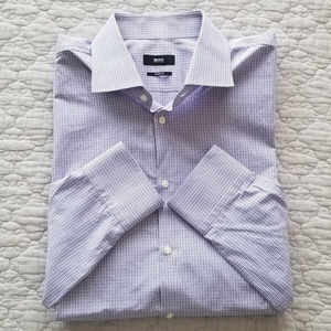 BOSS Hugo Boss Sharp Fit dress shirt